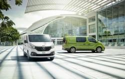 O novo Renault Trafic por último revelado