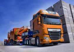 DAF rozszerza swoją gamę pojazdów ciężarowych CF i XF Euro 6