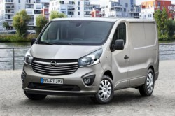 Take a look at the new 2014 version of the Vauxhall Vivaro panel van
