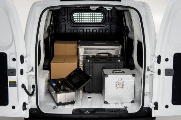 Nieuwe 100 Elektrische Bestelbus Nissan E Nv200 Nieuwe