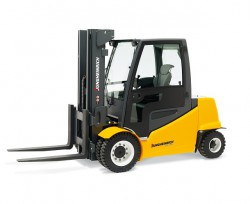 Jungheinrich premiato dall'international Forklift of the Year (IFOY) 2014