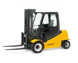Jungheinrich mit dem  International Forklift Truck des Jahres 2014 (IFOY) prämiert