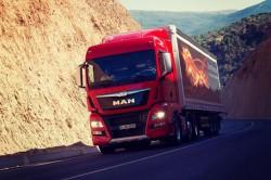 Nou! Un camion MAN TGX D38 de 520CP