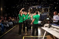 Concurso internacional Scania Top Team 2014-2015