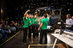 Международный конкурс Scania Top Team 2014-2015