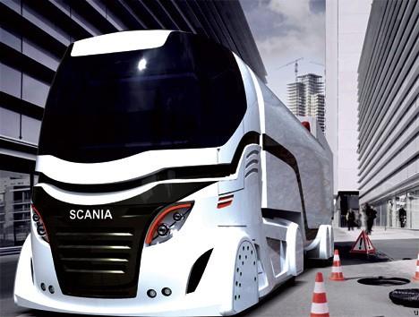 Les camions du futur zoom sur les nouveaut s venir for Nuovo design del paesaggio inghilterra