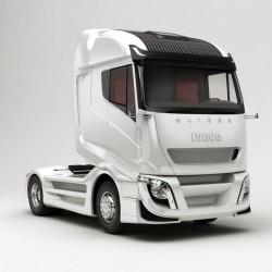 Ciężarówki przyszłości : zoom na futurystyczne nowości