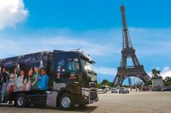 Renault Trucks partenaire de la tournée du