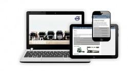 Les manuels du conducteur de Volvo Trucks disponibles sous forme numérique