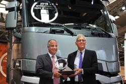 IAA 2014 : Renault Trucks T voted International Truck of the Year 2015 !