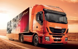 New Iveco Stralis HI-Efficiency : reduces running costs.