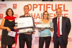 Les Transports Semezies vainqueurs de l'Optifuel Challenge 2014