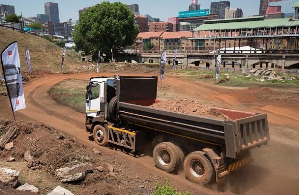 Afrique : nouvel eldorado de l'export du camion ?