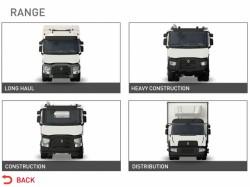 Nouveau simulateur de conduite:  TruckSimulator by Renault Trucks