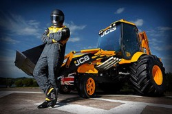 World's fastest backhoe for the JCB GT