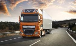 Тестирование беспилотных грузовиков в Голландии