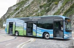 Yeni Irizar i2e otobüs: %100 elektrikli