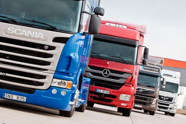 Truck manufacturers : review of the mergers and acquisitions