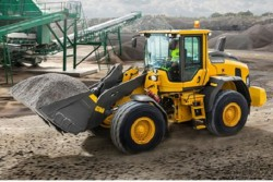 The latest generation of wheeled loaders at Intermat 2015