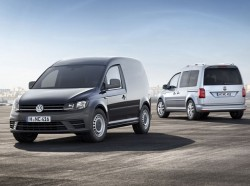 The new and upgraded Volkswagen Caddy 4