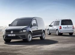 Technologische update voor de nieuwe Volkswagen Caddy 4