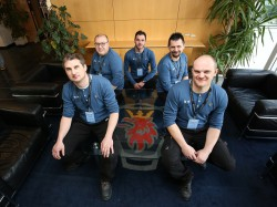 Scania Top Team 2014-2015 : l'équipe Philibert Trucks « Lyon Nord » remporte la finale française