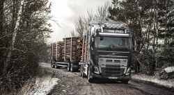 Volvo Trucks adds ultra-resistant bumpers on the Volvo FH