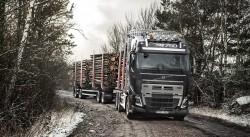 Volvo Trucks stattet seinen Volvo FH mit ultra resistanten Stoßfänger aus