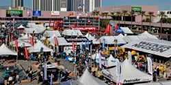 World of Concrete auf Intermat