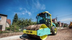 The latest Ammann, Bomag and Hamm rollers