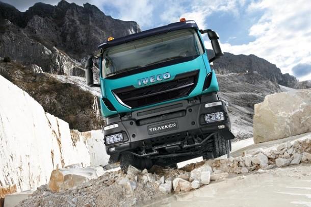 Iveco, Scania ve Volvo yeni inşaat kamyonlarını görücüye çıkardı