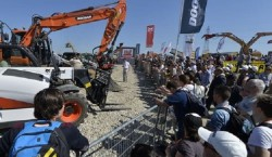 Intermat 2015 : chronicle of an announced international recovery