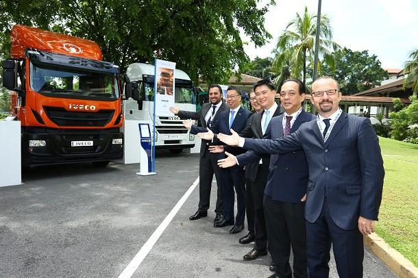 Iveco обустраивается в Малайзии