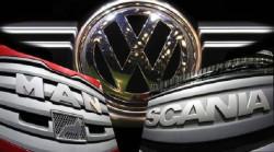 Volkswagen agrupa MAN e Scania numa nova holding
