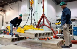 "Solidia's ""green"" concrete soon to be commercialized by Lafarge"