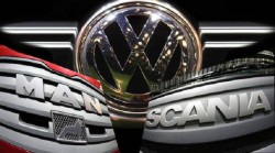 Volkswagen regroups MAN and Scania in a new holding