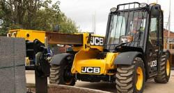 JCB élargit sa gamme de chariots télescopiques