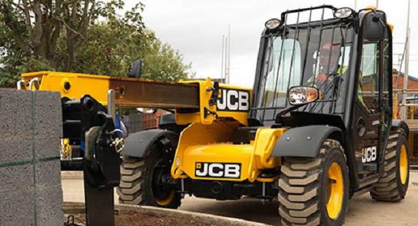 JCB alarga sua gama de empilhadores