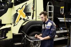 Volvo demonstrează importanţa conectării camioanelor pentru evitarea opririlor neplanificate