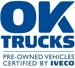 Iveco Used torna-se OK Trucks