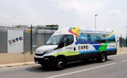 Iveco, partner « verde » dell'Expo Universale di Milano