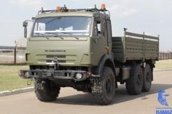 Российские грузовики будущего от КАМАЗ