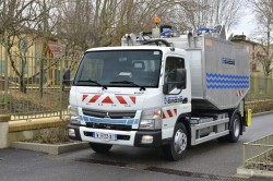 Une BOM hybride chez Mercedes-Benz Trucks France