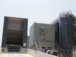 Cemex ouvre une nouvelle unité de production de bétons dans les Alpes Maritimes