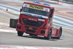Iveco signe pour une nouvelle saison à la Coupe de France des Camions