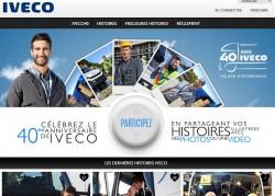 Iveco fête son 40e anniversaire et ses 150 ans d'expérience