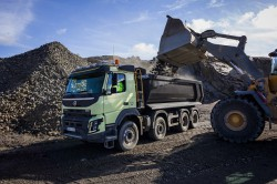 Volvo Trucks launches 5 innovations for their construction site trucks