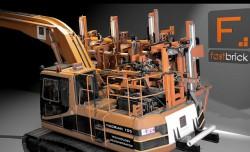 Hadrian, un robot qui peut construire une maison en deux jours