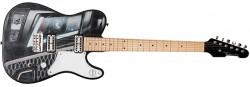 Nuovo gioco concorso della Volvo Trucks Francia : Una chitarra da vincere !