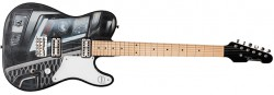 Nowy konkurs Volvo Trucks France : do wygrania gitara !